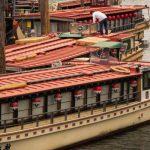 DiG!JAPAN 「Yakatabune, Cruising Tokyo on a Traditional Japanese Boat」
